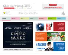 Página Web del Club de Amigos del Transporte Público