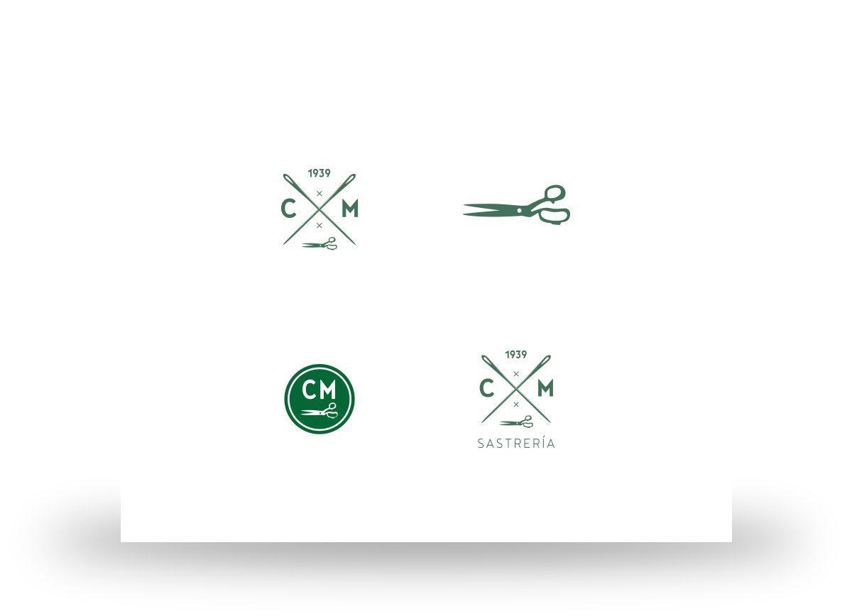 Iconografía de El Corte Militar creada por Com2gether