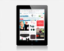 App del periódico La Razón